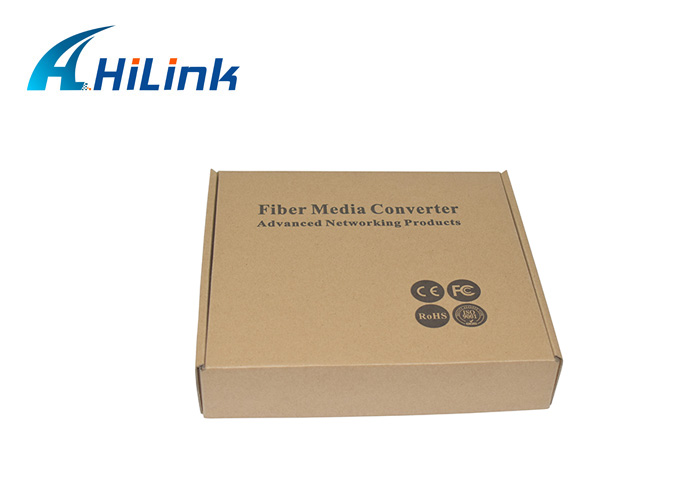 10/100M SFP Media Converter