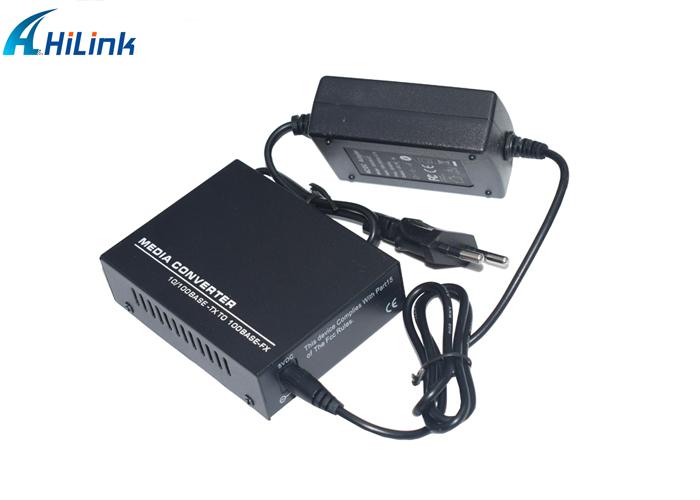 10/100M SC Dual Fiber Media Converter